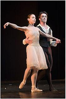 Eleonora Abbagnato Italian ballet dancer