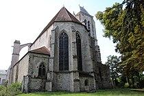 Abbatiale de la Sainte-Trinité de Morigny-Champigny en 2013 15.jpg