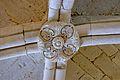 Abbaye Notre-Dame de Sénanque clé de voûte 01.jpg