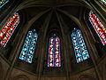 Abbaye de Saint-Sauveur-le-Vicomte - Abside.JPG