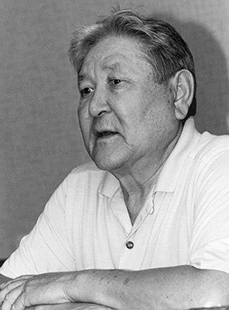 Kazakh presidential election, 1999 - Image: Abdildin S. A