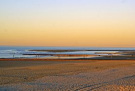Abendstimmung Norderney Nationalpark Niedersächsisches Wattenmeer.jpg