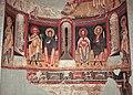 Absis de Sant Pere del Burgal, 11th c. fresco crop.JPG
