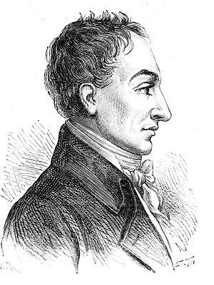 Constantin François de Chassebœuf, comte de Volney - Image: Adu C 173 Volney (C.F.C., comte de, 1757 1820)
