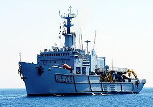 Submarine rescue ship - ITS Anteo (A 5309), submarine rescue ship