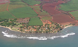 Pakala Village, Hawaii - Aerial view of Pakala Village