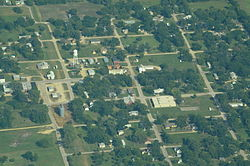 Aerial View of La Harpe Kansas 09-04-2013.JPG