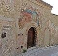 Affresco San Bartolomeo - Trevi - Perugia - agosto 2016.jpg