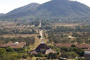 Africa University - Mount Chiremba