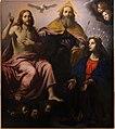 Agostino melissi, trinità con la vergine, 1674, da s. pietro al terreno 01.jpg