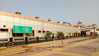 Agra - Agra Cantt Railway Station