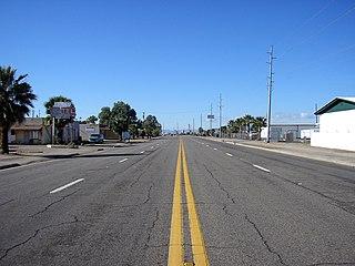 Aguila, Arizona CDP in Arizona, United States