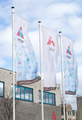 Aia Software headquarters and flags.png