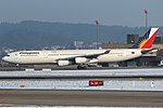 Airbus A340-313X, Philippine Airlines JP7550747.jpg