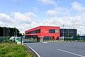 Airport Frankfurt fire station 4 - Fraport - Flughafen Frankfurt Feuerwache 4 - 04.jpg