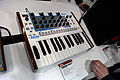 Akai Timbre Wolf analog synthesizer - 2015 NAMM Show.jpg