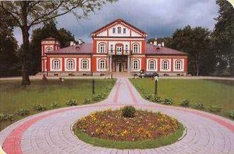 Alanta - Renovated Alanta estate, located in Naujasodis suburb