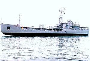 T1 tanker - Image: Alatna (T AOT 81)