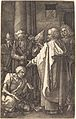 Albrecht Dürer - Saint Peter and Saint John Healing a Cripple at the Gate of the Temple.jpg