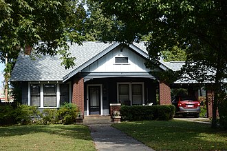 National Register of Historic Places listings in Hot Spring County, Arkansas - Image: Alderson Coston House