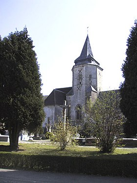L'église Saint-Laurint