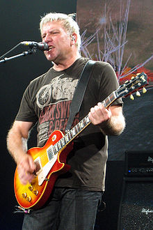 Alex Lifeson - Wikipedia, the free encyclopedia