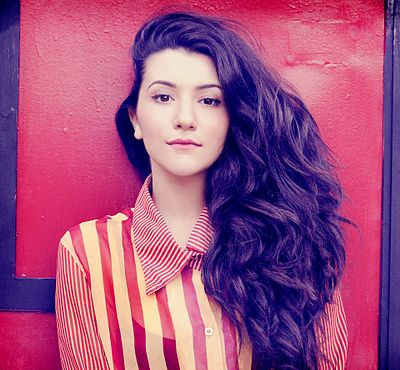 Picture of a band or musician: Alex Winston