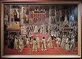 Alexander III and Maria Fedorovna's coronation by G.Becker (1888, Hermitage) FRAME.jpg