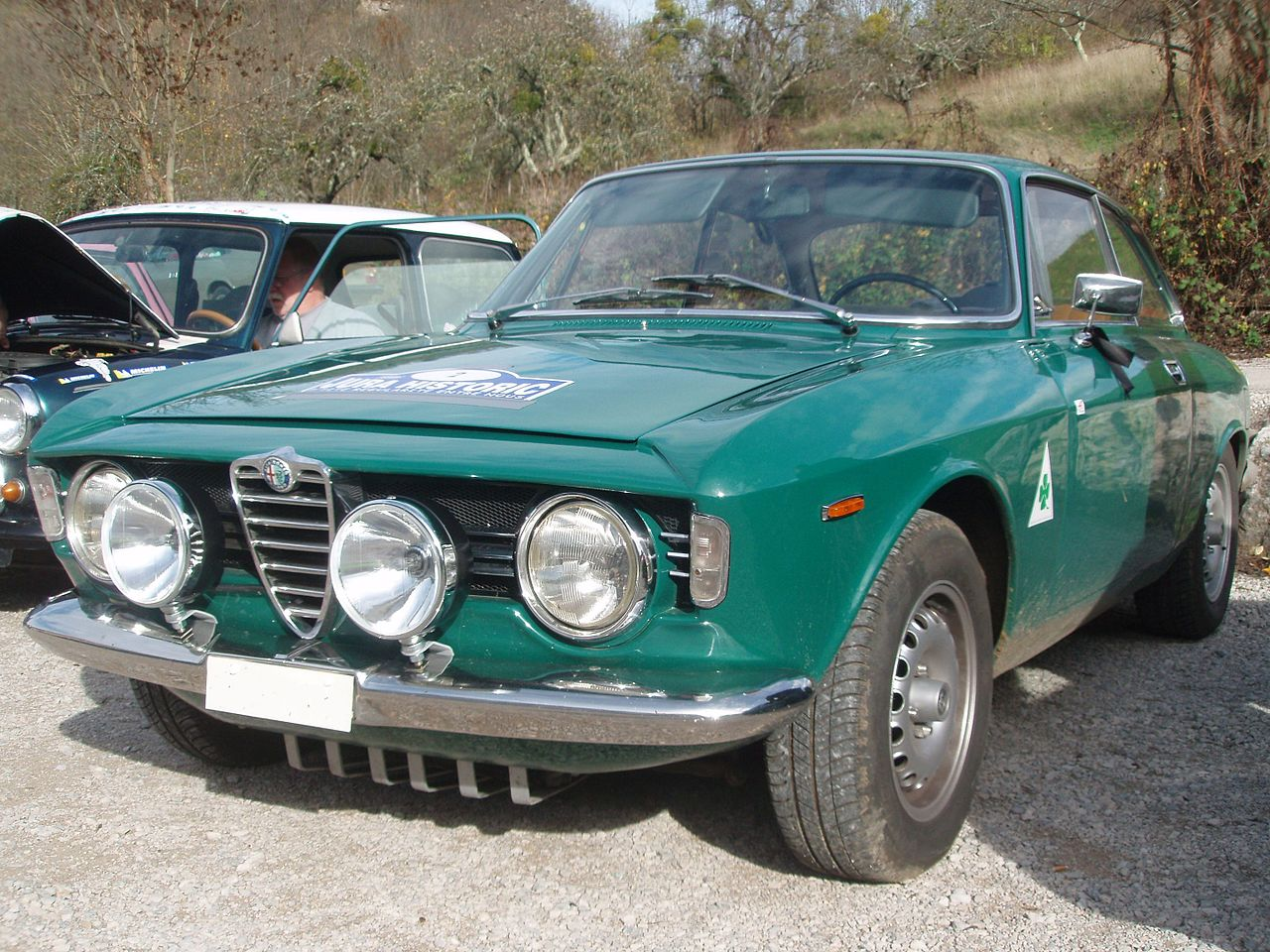 file alfa romeo giulia sprint gt veloce green jura. Black Bedroom Furniture Sets. Home Design Ideas