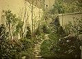 Alfonse Van Besten, Gardenview c. 1914, autochrome 9 x 12.jpg