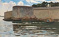 Alfred Zoff - Homecoming of the fishermen of Concarneau.jpg