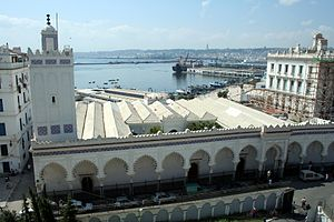 Djamaâ el Kebir - Great Mosque of Algiers in modern times
