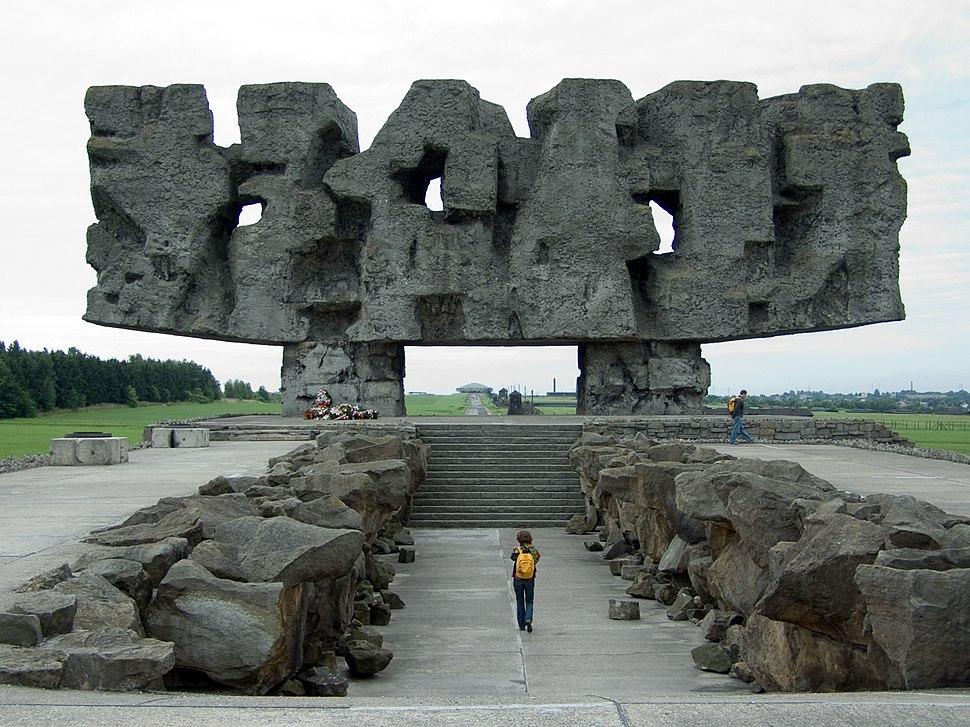 Alians PL Obchody 64 rocznicy likwidacji KL Majdanek 23 07 2008,P7230064