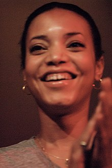 Alice Smith en el Black Lily Film & Music Festival, 2007