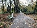 Allée 45000 Résistants Déportés Auschwitz Birkenau Parc Montreau Montreuil Seine St Denis 2.jpg