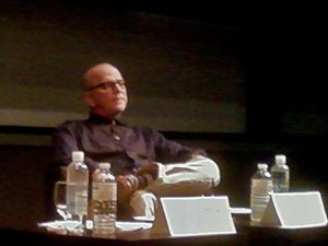 Allen Coulter - Giving a television directing masterclass at the 2011 Vancouver International Film Festival