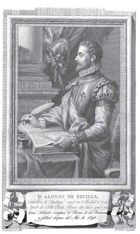 Alonso de Ercilla 1