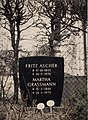 Alter Friedhof Berlin-Wannsee Fritz Ascher and Martha Graßmann.jpg