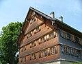Alter Pfarrhof, erbaut 1723 - panoramio.jpg