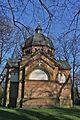Alter friedhof lohbrügge mausoleum bergner 2.jpg