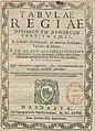 Altobelli, Ilario – Tabulae regiae divisionum duodecim partium coeli, 1628 – BEIC 13306652.jpg