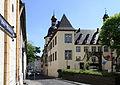 Altstadt Koblenz, Florinspfaffengasse 14. Pfarrhof Liebfrauen.jpg