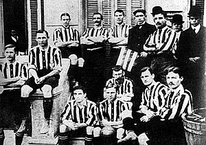 Alumni Athletic Club - Alumni won a total of four championships in 1906.