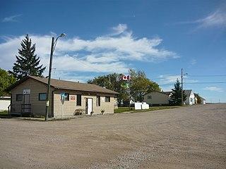 Alvena Village in Saskatchewan, Canada