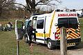 Ambulance, Delamont, April 2010.JPG