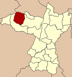Si Chomphu District Amphoe in Khon Kaen, Thailand