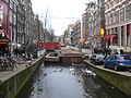 Amsterdam - Oudezijds Achterburgwal - public works.JPG