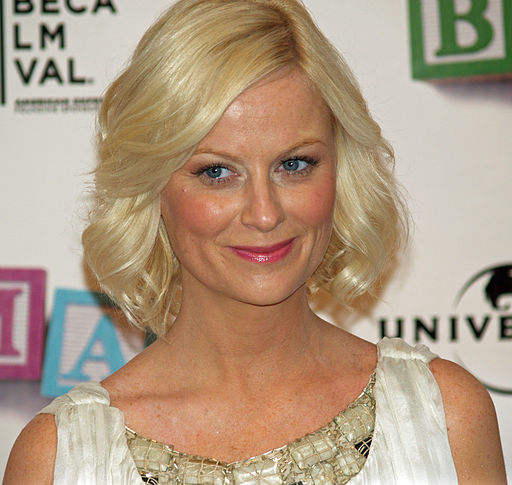 Amy Poehler by David Shankbone