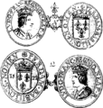 An apology in behalf of the papists, supposed to be writ by Roger Palmer, Earl of Castlemain, Afterwards Privy Counsellor to K Fleuron T150579-1.png