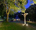 An einem Sommerabend im Kurpark Bad Mergentheim. 03.jpg